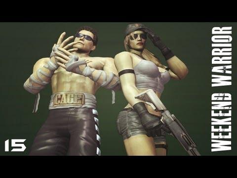 """Weekend Warrior Ep.15 """"It Has Begun!"""" (Mortal Kombat 9)"""