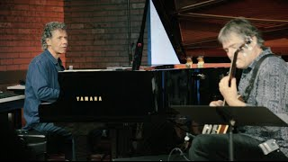 "Chick Corea & Béla Fleck: ""Two"" Album Trailer, 2015 ( Official )"