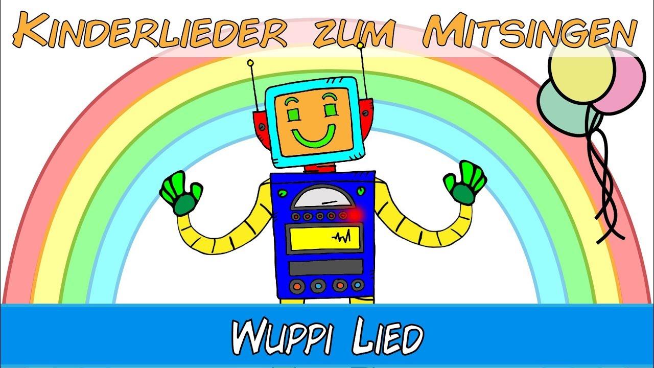 Das Wuppi Lied Kinderlieder Zum Mitsingen Sing Mit Yleekids