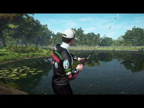 Fishing Planet Trailer PS4 - First Fishing Planet Gameplay