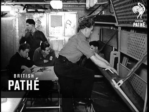 Hermes For Royal Navy  (1959)