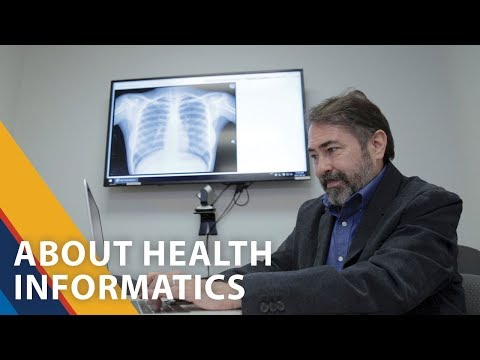 About health informatics at UVic