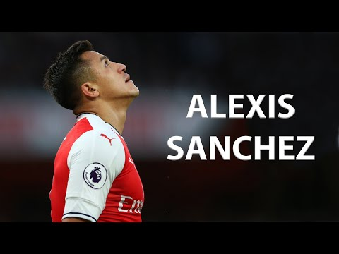 Alexis Sanchez - Last Season At Arsenal 2017/18