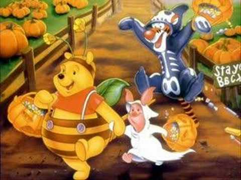 winnie the pooh song