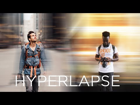 How To Create A DOPE Hyperlapse Stop Motion Effect