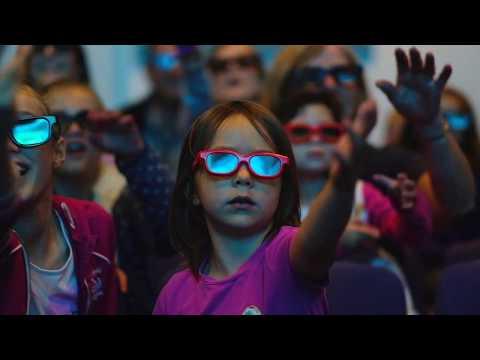 3D Wildlife Theatre Film Experience