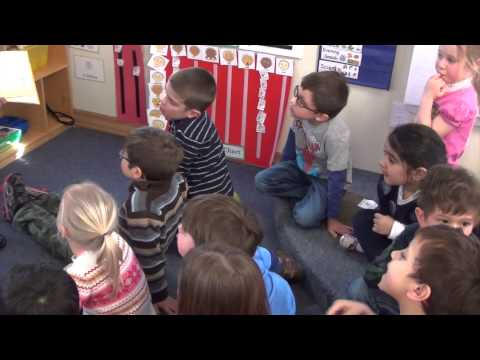 Stuart J  Murphy visits Beginnings School