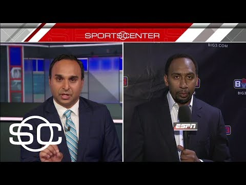 Stephen A. Says To 'Pump The Brakes' On Lonzo Ball Hype   SportsCenter   ESPN