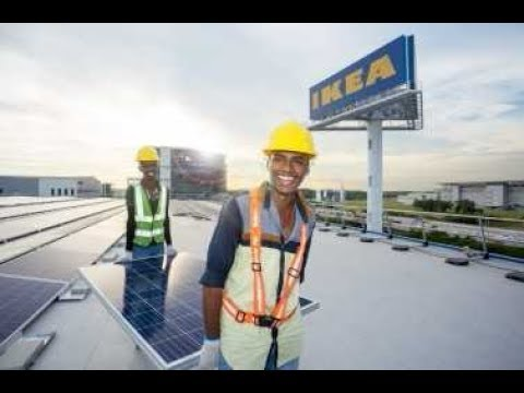 IKEA Singapore flicks the switch on solar projects