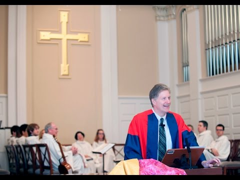 A Service of Thanksgiving for the Appointment of Dean Craig C. Hill