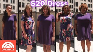 Women Of All Sizes Try Dress With 2,000 Perfect Reviews | TODAY