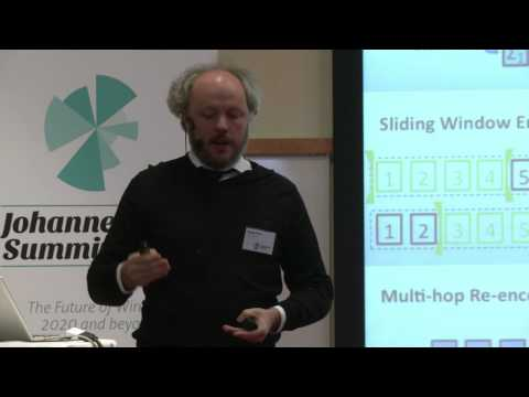 Frank Fitzek, Aalborg University: Network Coding for Future Communication and Storage Systems