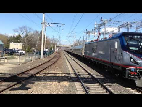 [200 Sub Special!] Rare Action on April Fools Day In Rahway, Red Bank, & Princeton Junction