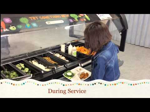 Salad Bar Training Video