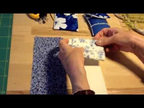 Tutorial cuciamo un porta cellulare youtube - Come fare un porta lettere ...