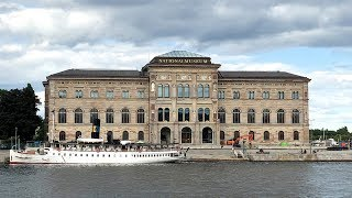 The National Museum of Fine Arts in Stockholm has reopened following a five-year redevelopment.