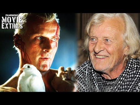 Blade Runner's Star Rutger Hauer in an Exlusive Interview from Trieste Science Fiction Festival