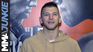UFC Milwaukee: Dan Hooker full pre-event interview
