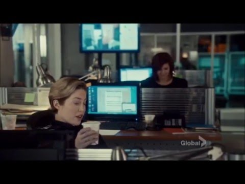 Rookie Blue Gail and Frankie
