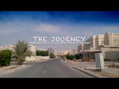 The Journey - Baladna Farm Visit at North side of Al khor,Qatar