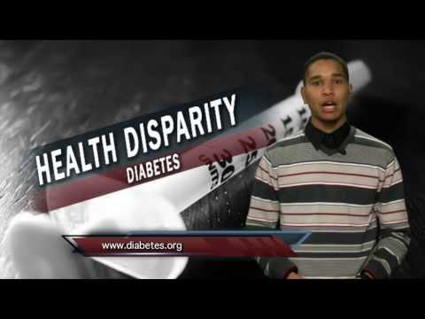 Diabetes: A Leading Health Disparity Condition