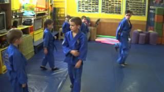 Дзюдо для малышей: тренировка. Centre Judo Kids. Feodosiya