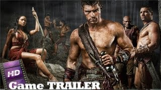 Spartacus Legends Launch Trailer HD