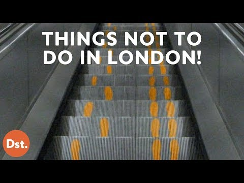 18 Things NOT To Do in London