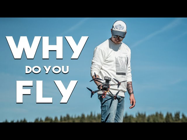 WHY DO YOU FLY?