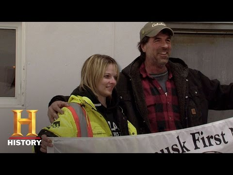 Ice Road Truckers: Freedom of the Road Season 10  History