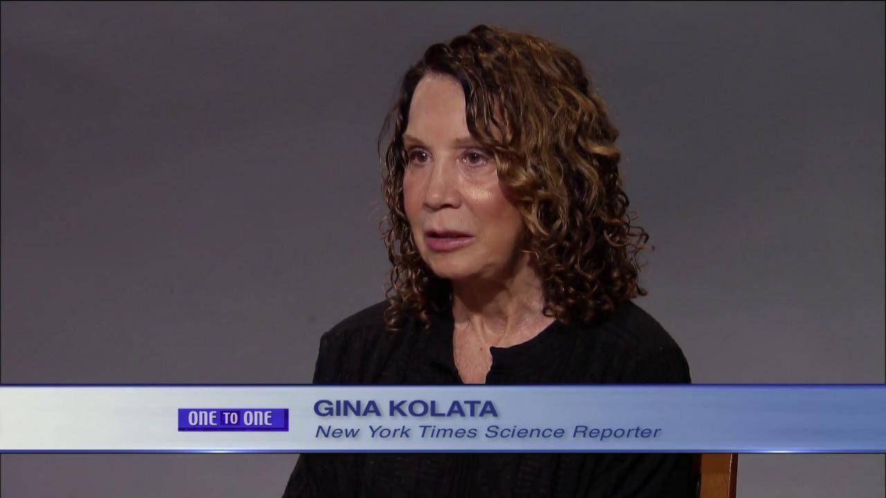 "Gina Kolata, NYTimes Science Writer; ""Mercies in Disguise"" | One ..."