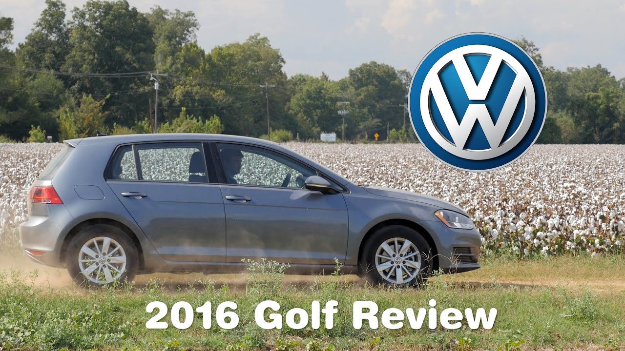2016 volkswagen golf tsi manual review youtube. Black Bedroom Furniture Sets. Home Design Ideas