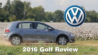 2016 Volkswagen Golf TSI (Manual) REVIEW!