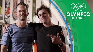 Fixing a Crunch Time Injury - Mark McMorris ft. Physio Brad Jones | Gold Medal Entourage