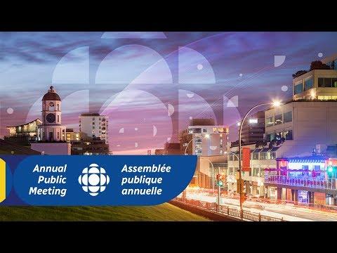 CBC/Radio-Canada's Annual Public Meeting 2019 – English