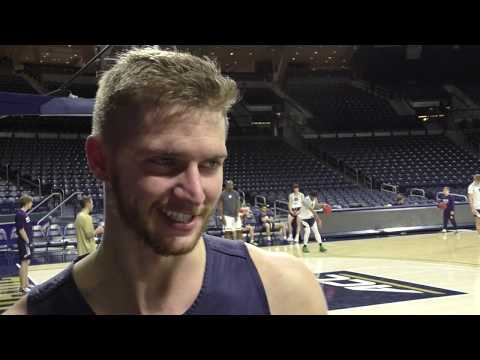 Notre Dame Men's Basketball — Rex Pflueger Talks Winning Down the Stretch