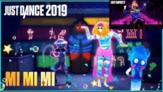 Just Dance 201. Mi Mi Mi. Animals. Da Ba Dee.