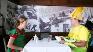 مغامرات فوزي موزي وتوتي مع البقرة موو - حلقة المطعم