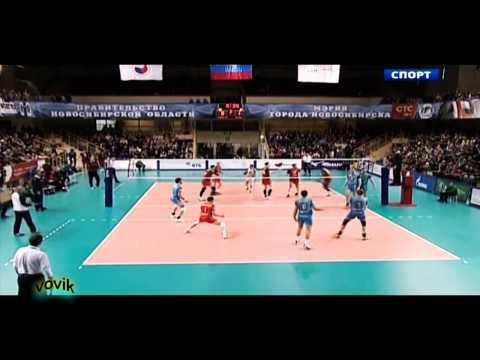 Novosibirsk   Dinamo Highlights