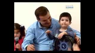 للنشر-   أصغر عازف طبلة في لبنان