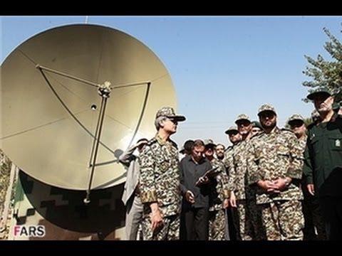 Iran Unveils Air Defense Communications System