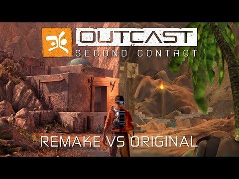 Outcast - Second Contact muestra vídeo e imágenes