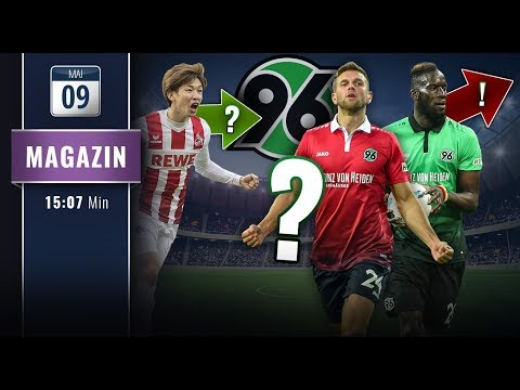 Kader-Planspiele 2018/19: Hannover 96 im Fokus