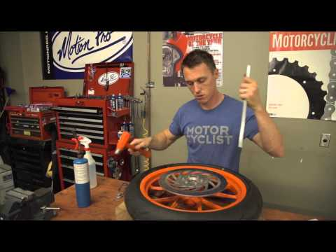 How To Replace Your Motorcycle Wheel Bearings | MC GARAGE