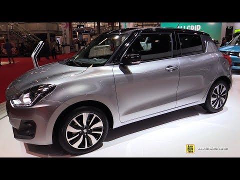 2019 Suzuki Swift - Exterior And Interior Walkaround - 2018 Paris Motor Show