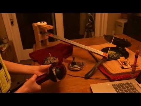 Julian Stone Rube Goldberg project