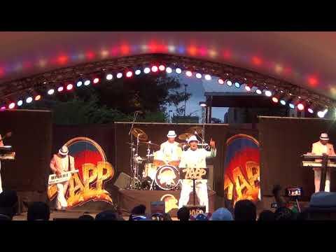 ZAPP - I CAN MAKE U DANCE /DANCE FLOOR - LIVE AT LOCK 3