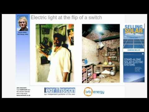 Earthcast: Solar Energy in Developing Markets. Part 1/8