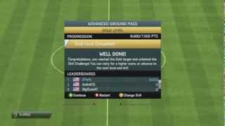 FIFA 14 Skill Tutorial - Gold Advanced Ground Passing