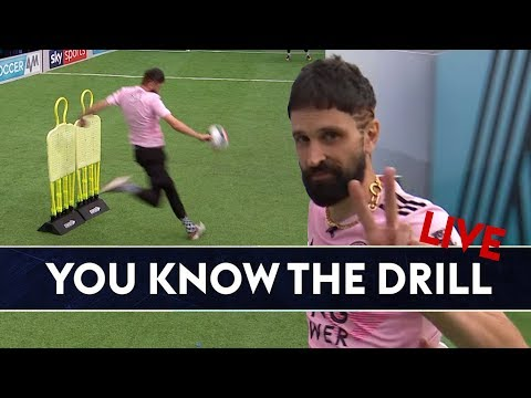 Serge Pizzorno scores RIDICULOUS flick-up volley!   You Know The Drill Live